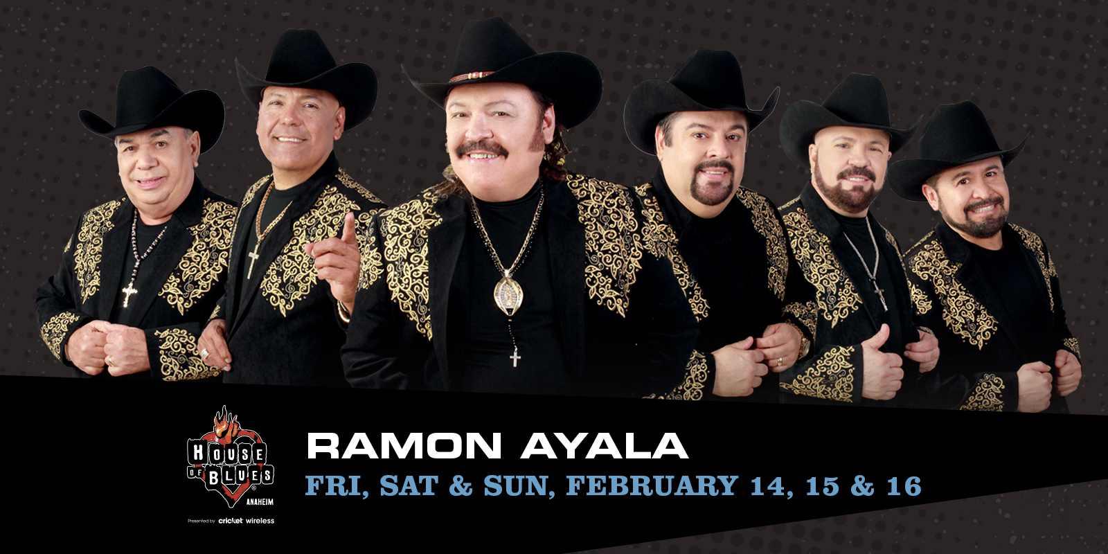 House of Blues Anaheim Ramon Ayala
