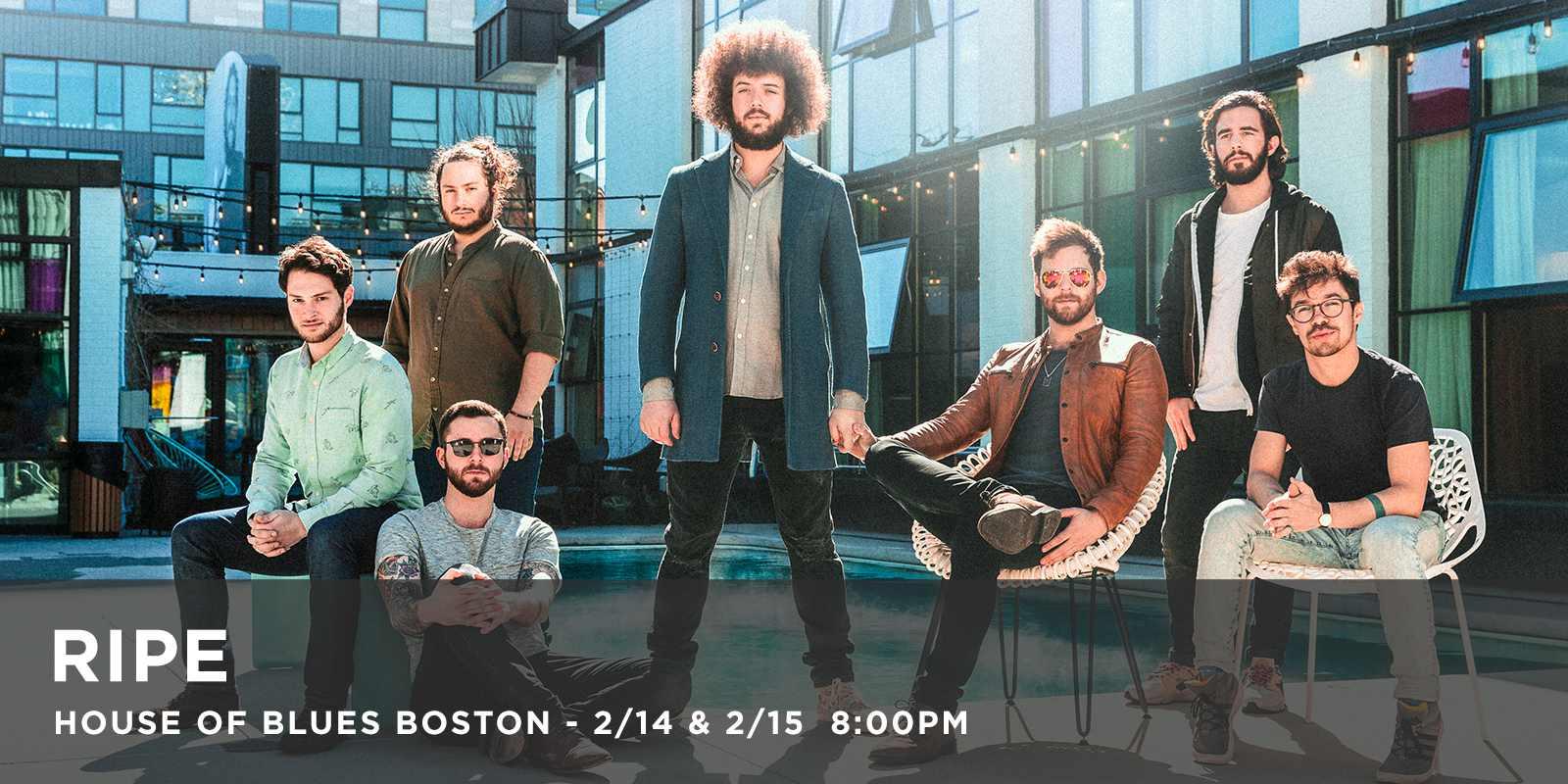 House of Blues Boston Ripe